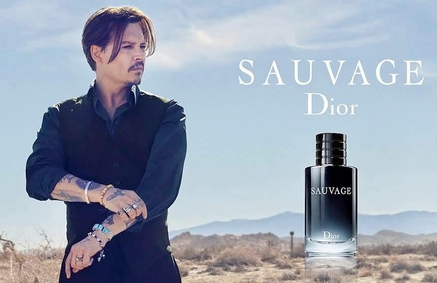 Nouvelle sensation pour homme de la marque Christian Dior, Sauvage à choisi pour sa campagne publicitaire un homme aussi charismatique qu'Alain Delon en la personne de Johnny Depp. Le tout nouveau parfum pour homme de la maison Dior, Sauvage, est à retrouver très prochainement sur Origines Parfums, la parfumerie des parfums pas chers.