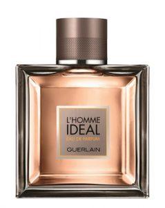 Le nouveau parfum homme de la maison Guerlain. Lancé en 2014, L'Homme Ideal revient dans une nouvelle version, après l'eau de toilette et l'eau de cologne, voici l'eau de parfum, plus sensuelle et mystérieuse, Guerlain propose aux hommes un parfum intense dans un flacon à la virilité marquée qui se teinte cette fois d'une couleur ambre.
