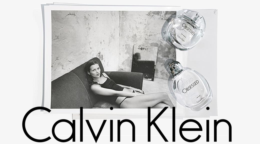 Obsessed Calvin Klein