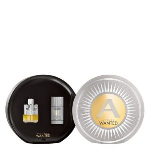 Coffret Parfum Azzaro Wanted