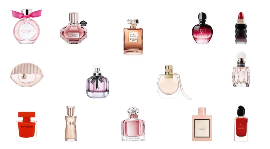 quel est votre nouveaut parfum femme favorite pour ce d but d 39 ann e. Black Bedroom Furniture Sets. Home Design Ideas