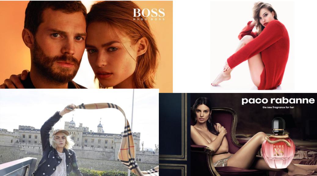 Campagne TV Parfums