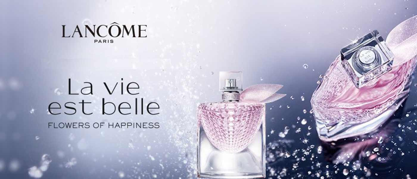 La Vie est Belle Flowers of hapiness